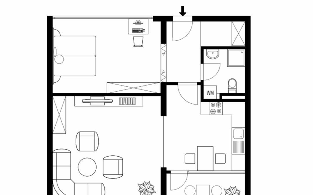 Vermietete Eigentumswohnung in Charlottenburg